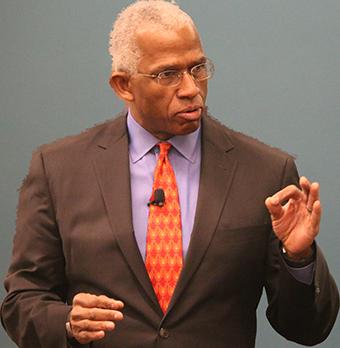 Gerry Valentine, Speaker